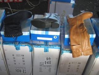 Уссурийские таможенники выявили более 50 тысяч пар незадекларированной обуви