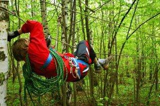Ребята из Уссурийска приняли участие в 48-ом туристическом слёте