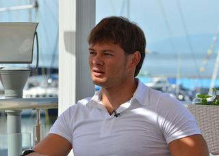 Олимпийский призер из Приморья Иван Штыль посетил Уссурийск