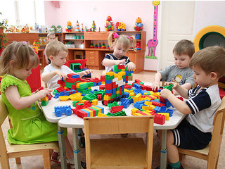 Строительство детсада на 200 мест завершается в Уссурийске