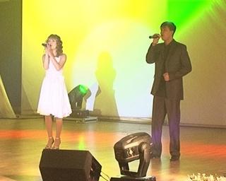 Гала-концерт лучшей молодежи Уссурийска