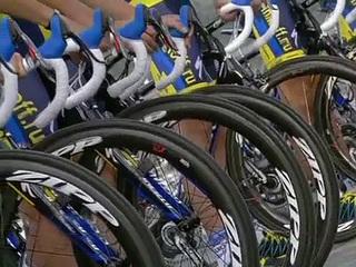 Велогонка, посвященная 147-летию Уссурийска, стартовала в воскресенье от городского парка