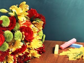 Учителей Уссурийска поздравили с пофессиональным праздником