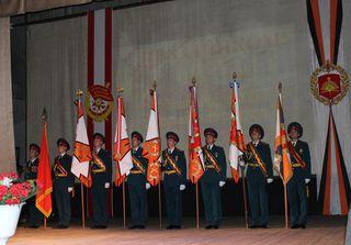 5-я Краснознамённая общевойсковая армия по-особому отметила 72-ю годовщину со дня образования