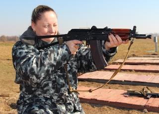 Учебные стрельбы прошли на полигоне Уссурийского военного гарнизона