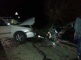 Пять человек пострадало в ДТП на трассе Уссурийск – Борисовка