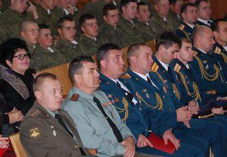 День военного связиста отметили в Уссурийске