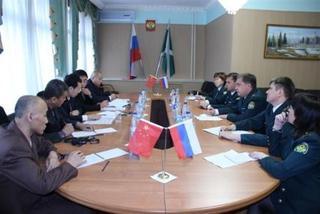 международная встреча таможенников прошла в Уссурийске