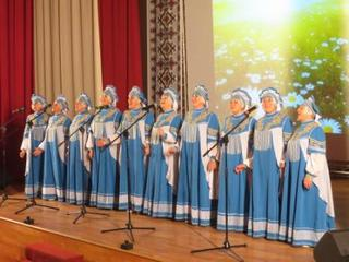 130-летие села Борисовка отпраздновали в ДК «Авангард»