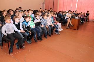 Школьникам Уссурийска рассказали о потопе на Дальнем Востоке
