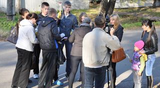 Акция «Я выбираю жизнь!», стартовавшая в Уссурийске, продолжается