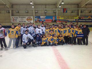 Лучший юный нападающий Дальнего Востока и Забайкалья по хоккею живёт в Уссурийске