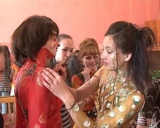 В Доме культуры села Воздвиженка прошел отчетный концерт