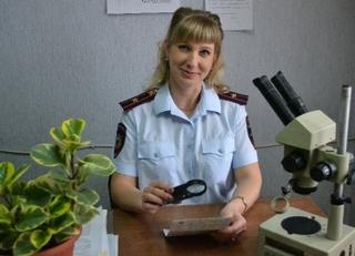 Акция «Моя мама-полицейский» проходит в Уссурийске