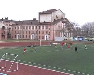 Уссурийские футболисты продолжают подготовку к сезону 2009 года