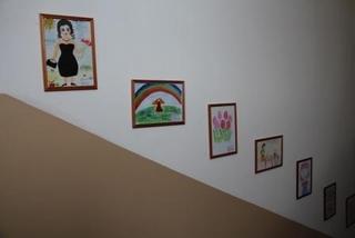 Полицейские организовали детскую выставку рисунков в Уссурийске