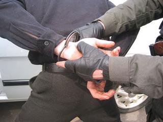 Очередного наркоторговца задержали транспортные полицейские Уссурийска