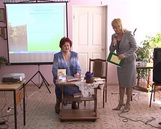 В Центральной библиотеке прошла презентация диска поэтессы Нины Исаковой