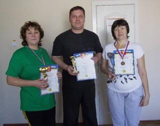 Последние в этом году соревнования по дартсу  прошли в Уссурийске