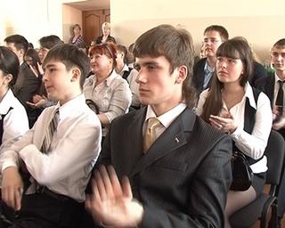 Самые умные школьники собрались на слете отличников