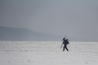 Выходить на лед водоемов Уссурийска опасно для жизни