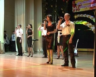 На фестивале военно-патриотической песни выбрали лучших исполнителей