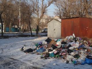 Видеокамеры следят за стихийными свалками в Уссурийске