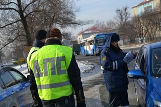 Акцию «Студенческий десант» проводят сотрудники полиции в Уссурийске