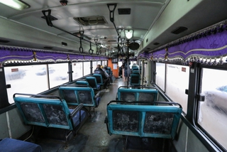 Пассажиры Уссурийска будут ездить за 18 рублей в старых автобусах еще два года