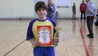 Соревнования школьных команд по мини-футболу прошли в Уссурийске