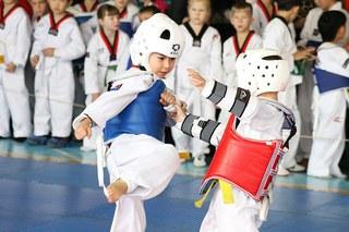 Сборная Уссурийска завоевала 10 призовых мест на чемпионате по тхэквондо во Владивостоке