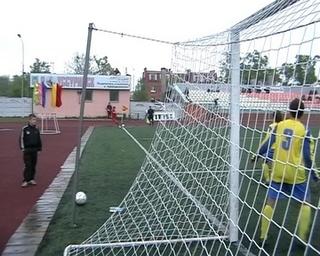 Начался чемпионат города по большому футболу