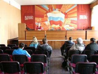 Лекцию о вреде наркомании провели для подростков в Уссурийске
