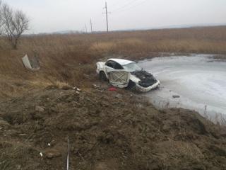 Две женщины погибли в ДТП на трассе под Уссурийском