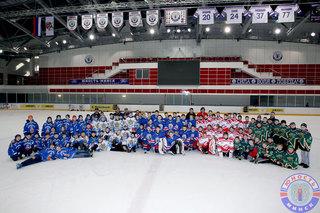Юные уссурийские хоккеисты стали бронзовыми призерами международного турнира