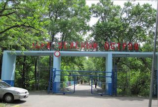 Парк «Зелёный остров» станет светлее и зеленее