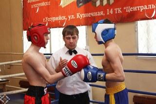 Более 60 кикбоксеров сразились в Чемпионате и Первенстве Уссурийска