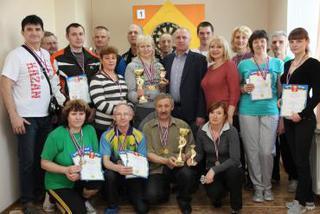 Третий Открытый Чемпионат по дартсу прошёл в Уссурийске