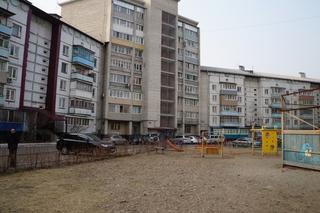 Ремонт двора на шесть домов по улице Пархоменко в Уссурийске проведут за счет города
