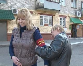 Добровольные народные дружины Уссурийска стали чаще выходить в рейды