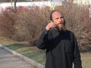 Паломник из Кировской области дошел пешком до Уссурийска