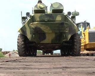 Войска ДВО собираются пересечь Китайскую границу