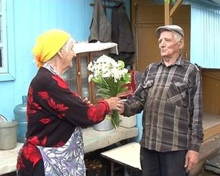 Букет ромашек любимой жене в день ромашек