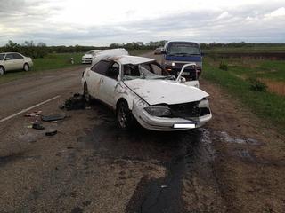 Один человек погиб в аварии на автодороге Уссурийск – Корфовка