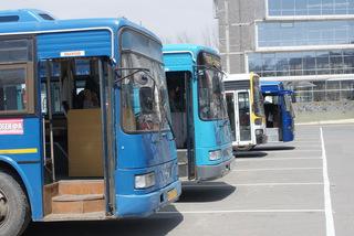 В городском автобусе Уссурийска можно прокатиться со скидкой