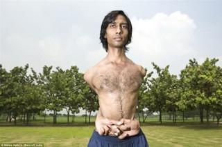 Самый гибкий человек в мире