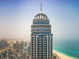 Фото с самого высокого здания в мире