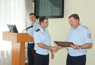 Юрисконсульт полиции Уссурийска подтвердил звание лучшего на конкурсе в Хабаровске