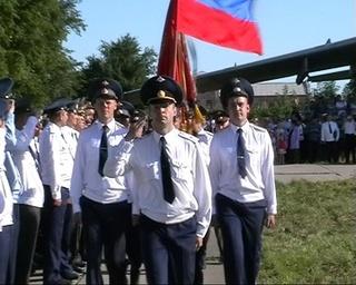 Полк Дальней авиации попрощался с боевым знаменем