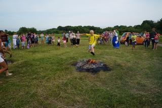 Жители Уссурийска в День Ивана Купалы очищались огнем